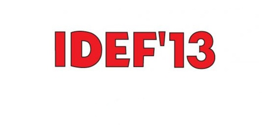 IDEF 2013
