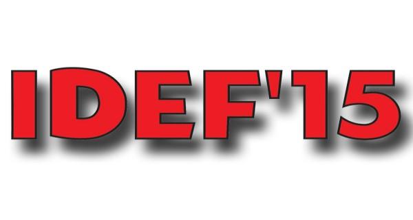 IDEF 2015